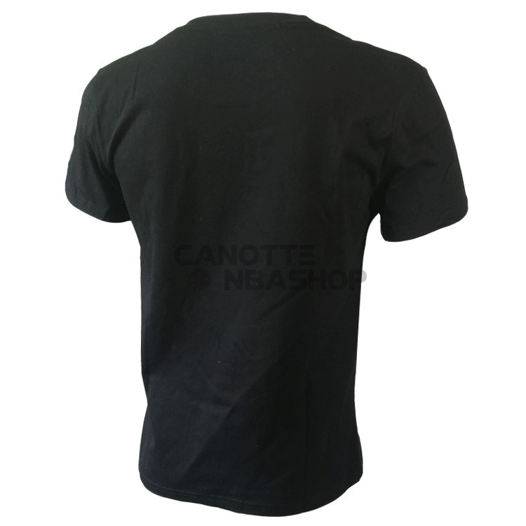 Vendite T-Shirt Chicago Bulls Nike Nero