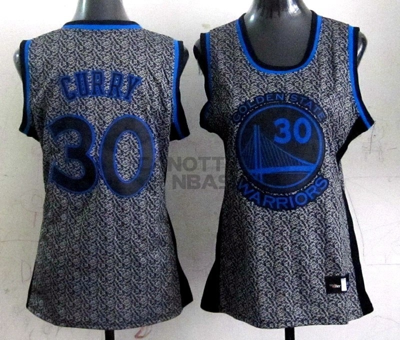 Vendite Maglia NBA Donna 2013 Fashion Statico NO.30 Stephen Curry