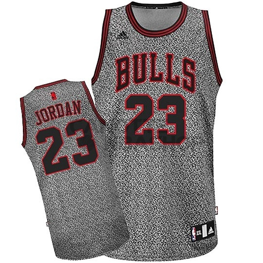 Vendite Maglia NBA 2013 Fashion Statico Chicago Bulls NO.23 Jordan