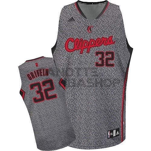 Vendite Maglia NBA 2013 Fashion Statico Los Angeles Clippers NO.32 Blake Griffin