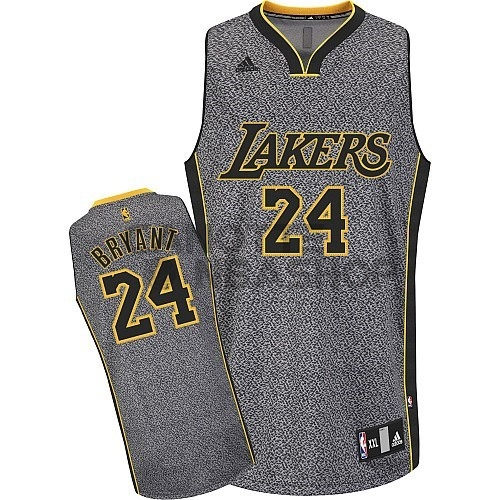 Vendite Maglia NBA 2013 Fashion Statico Los Angeles Lakers NO.24 Bryan