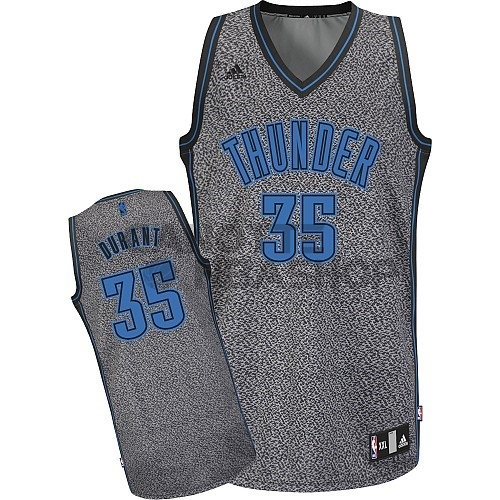 Vendite Maglia NBA 2013 Fashion Statico Oklahoma City Thunder NO.32 Durant